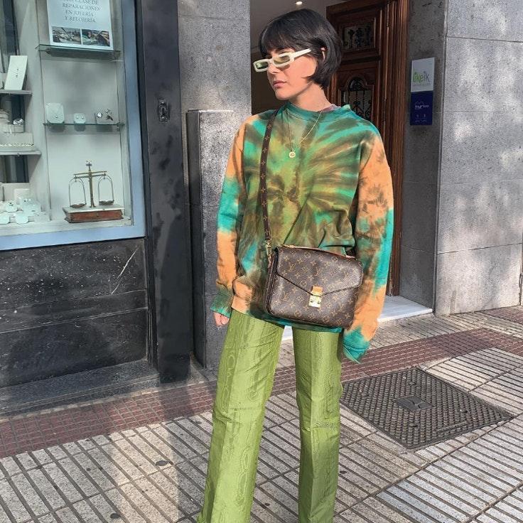 maria-bernad-estilo-instagram-conjunto-verde-tie-dye