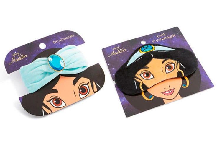 Diadema y máscara de gel Aladdin Primark