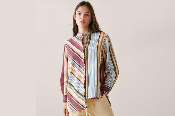 camisa-rayas-colores-zara