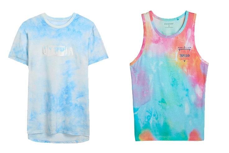 Tie-dye-en-Primark-camisetas