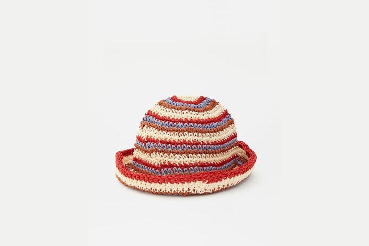 bucket crochet pull and bear