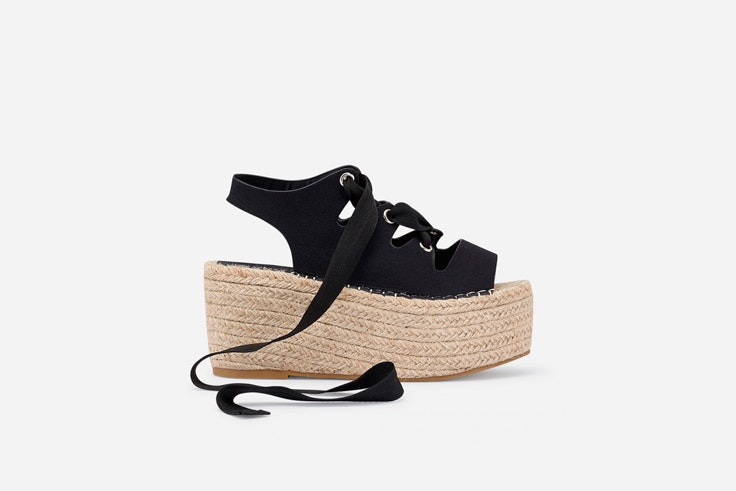 sandalias cordones marypaz