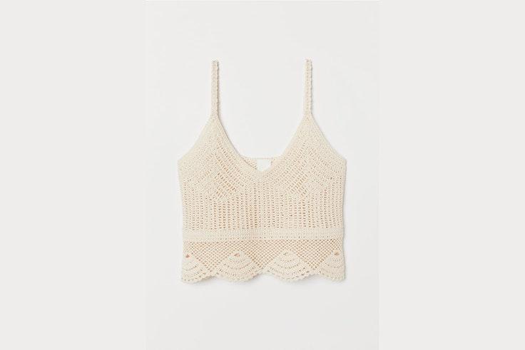 top crochet hym