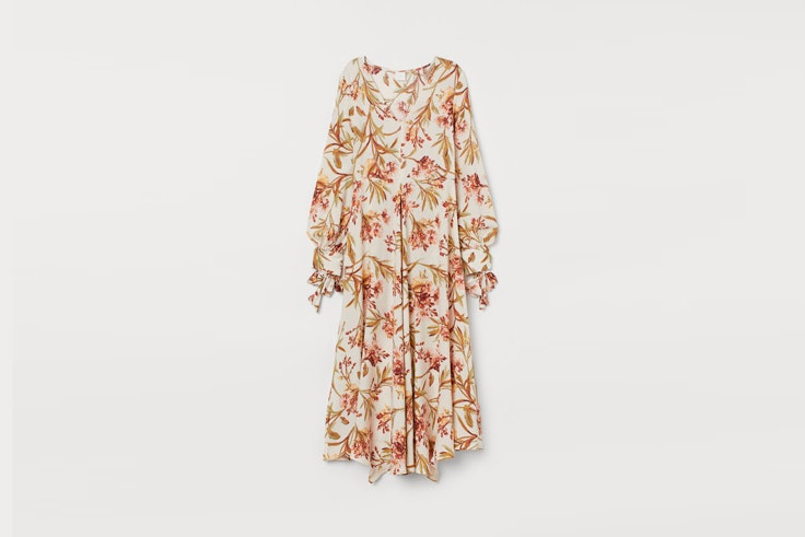 vestido flores hym