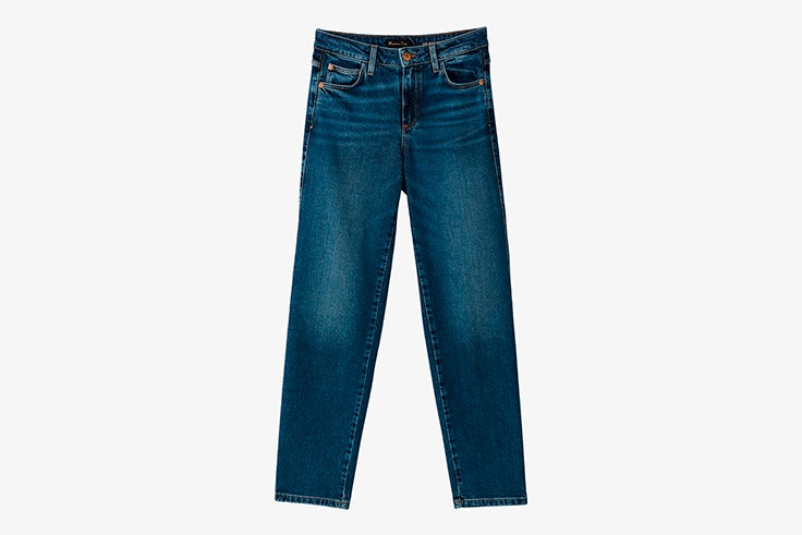 pantalon vaquero largo massimo dutti