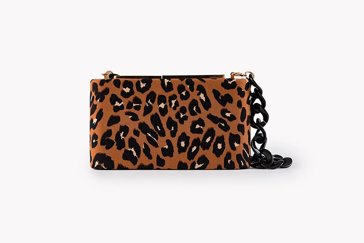 bolso estampado leopardo animal print paco martinez