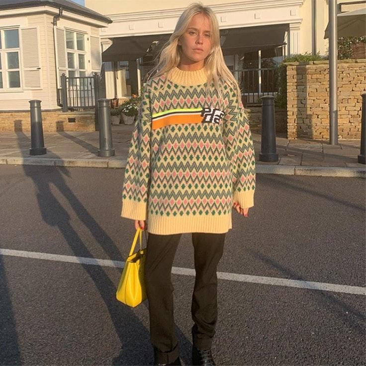 monica anoz jersey de colores