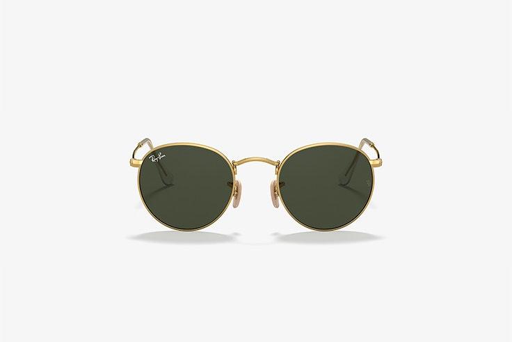 gafas de sol rayban round metal de Sunglass Hut Alexandra Pereira