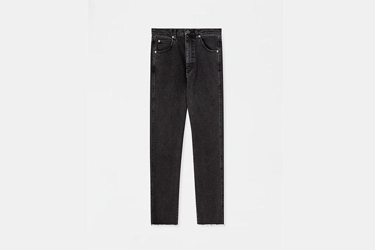 mom jeans slim pull and bear Tina Rodríguez