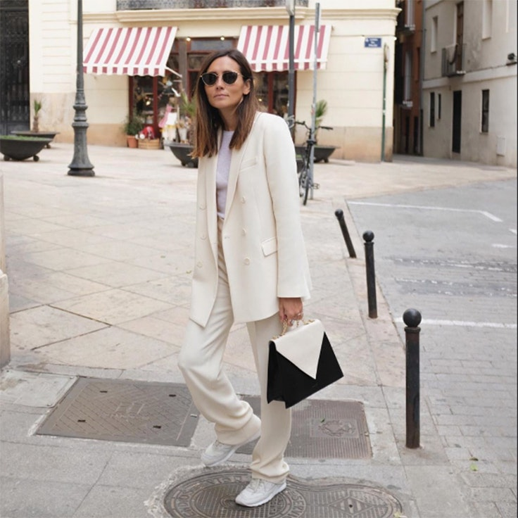 Inma Soria blazers para entretiempo