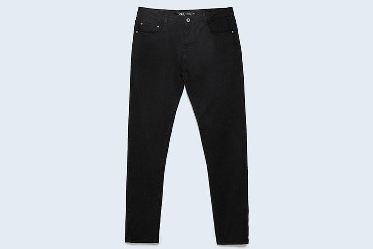 Pantalón recto de Zara
