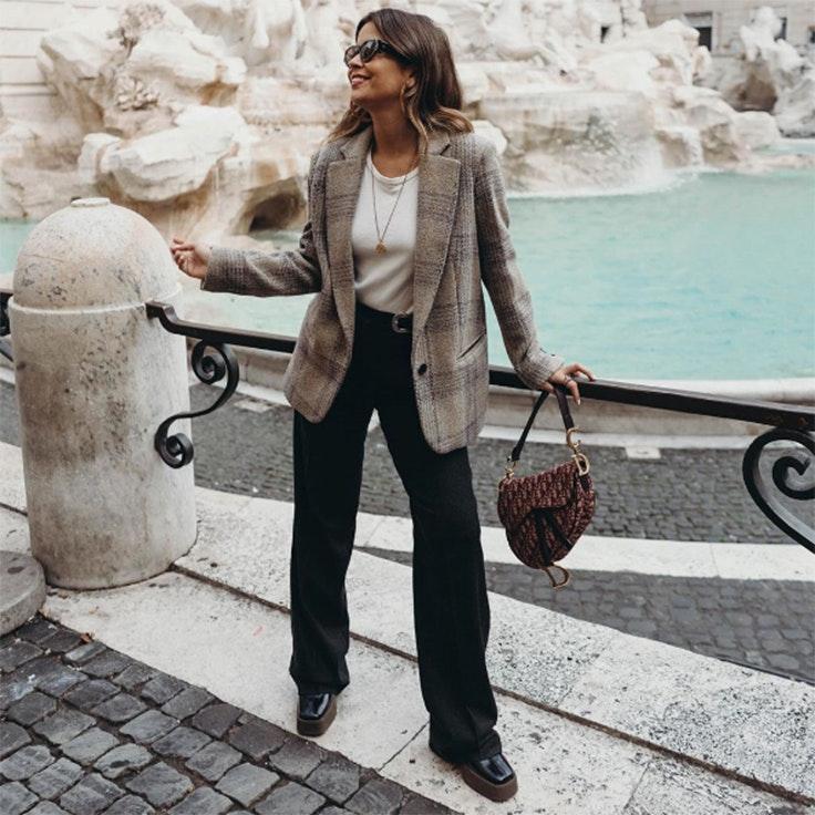 Sara Escudero blazers para entretiempo