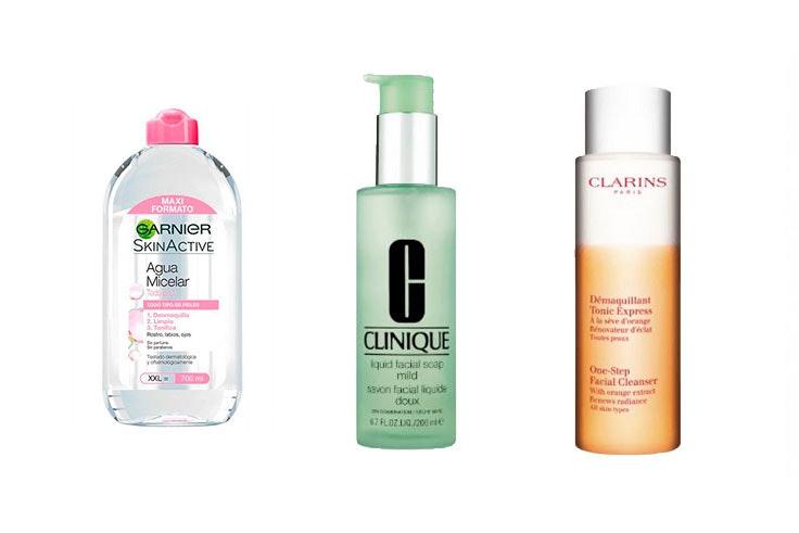 productos de belleza limpiador