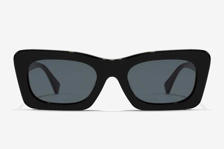 Gafas de sol de pasta en color negro de Hawkers