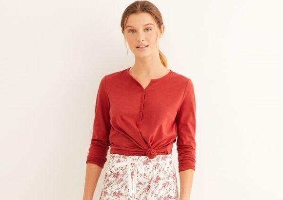 Pijama invierno comfy Women Secret