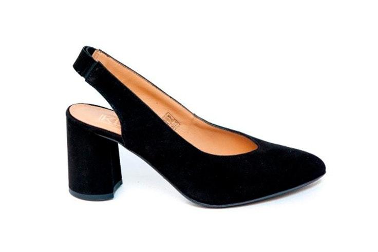 Zapatos de tacón en color negro de Zap in