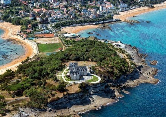 Vista panorámica Santander