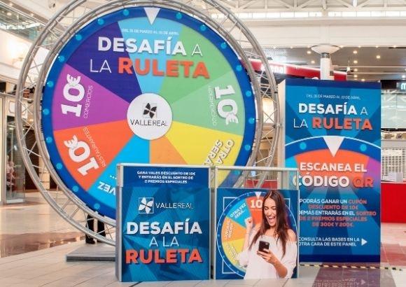 participantes desafía la ruleta