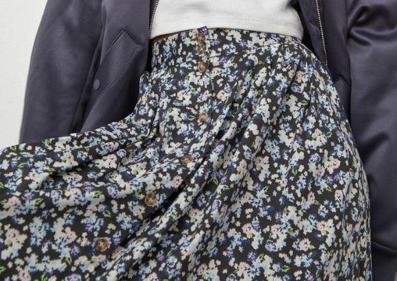 faldas entretiempo primavera