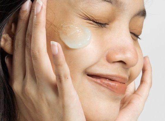 base maquillaje y protector solar