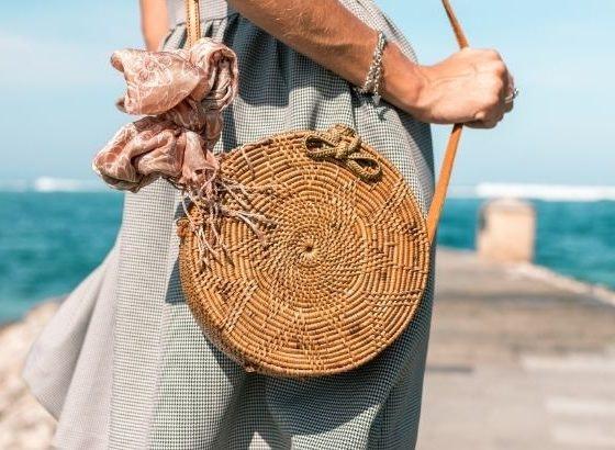 bolsos playa