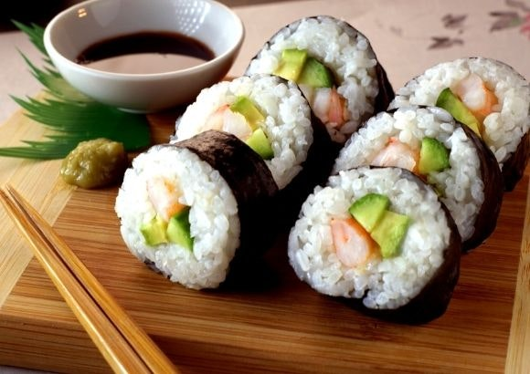 sushi valle real