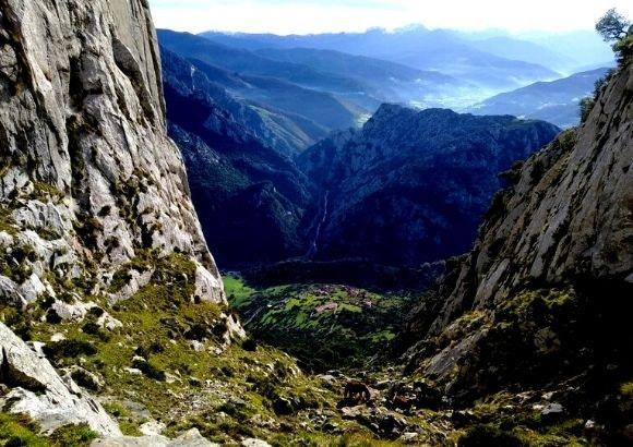 senderismo verano Cantabria
