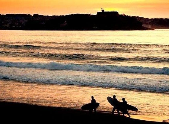 atardecer Cantabria