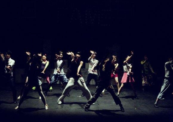 bailar ejercicio