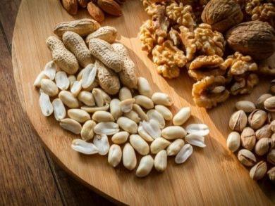 alimentos saludables picar