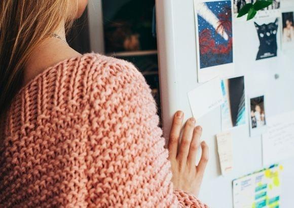 alimentos frigorífico