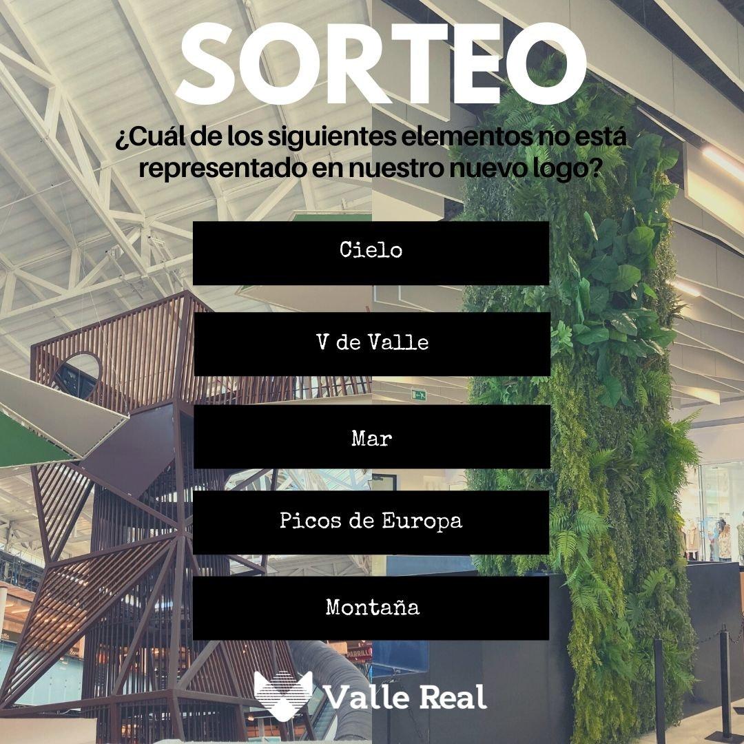valle real sorteo rebranding