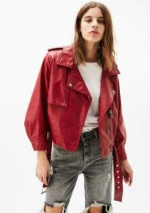 O Biker Jacket (35,99€) é uma das peças chave da coleção.