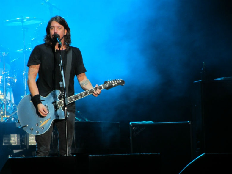 Foo Fighters (NOS Alive – 6 de julho)