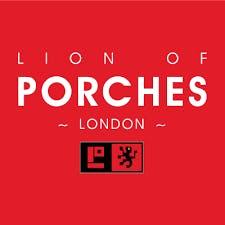 lion of porches logo
