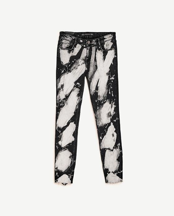 Calças Zara, antes a 25,95€ e agora 15,95€