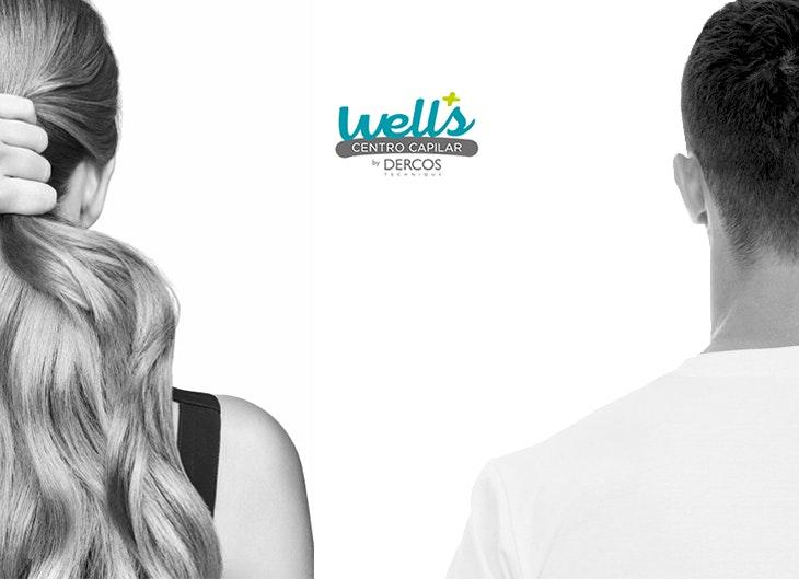 Venha fazer um diagnóstico capilar gratuito na Well's!