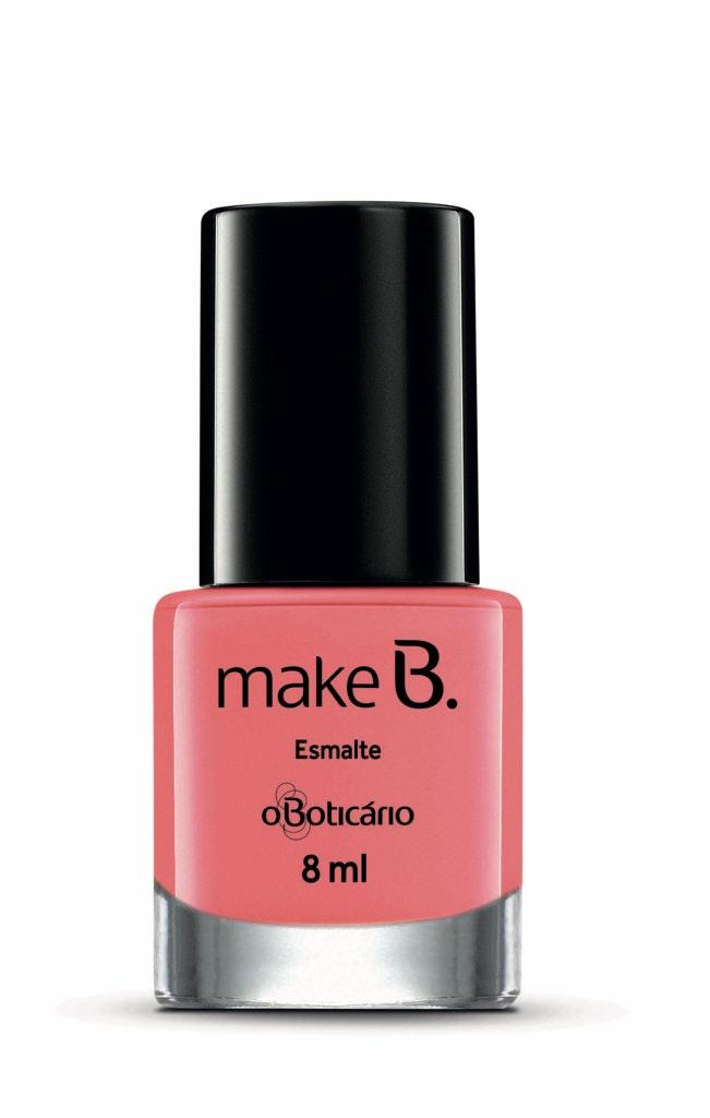 Make B. Barbie Verniz Blushing Rose | 4,99€