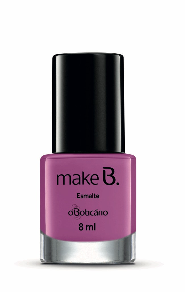 Make B. Barbie Verniz Glam Lilac | 4,99€