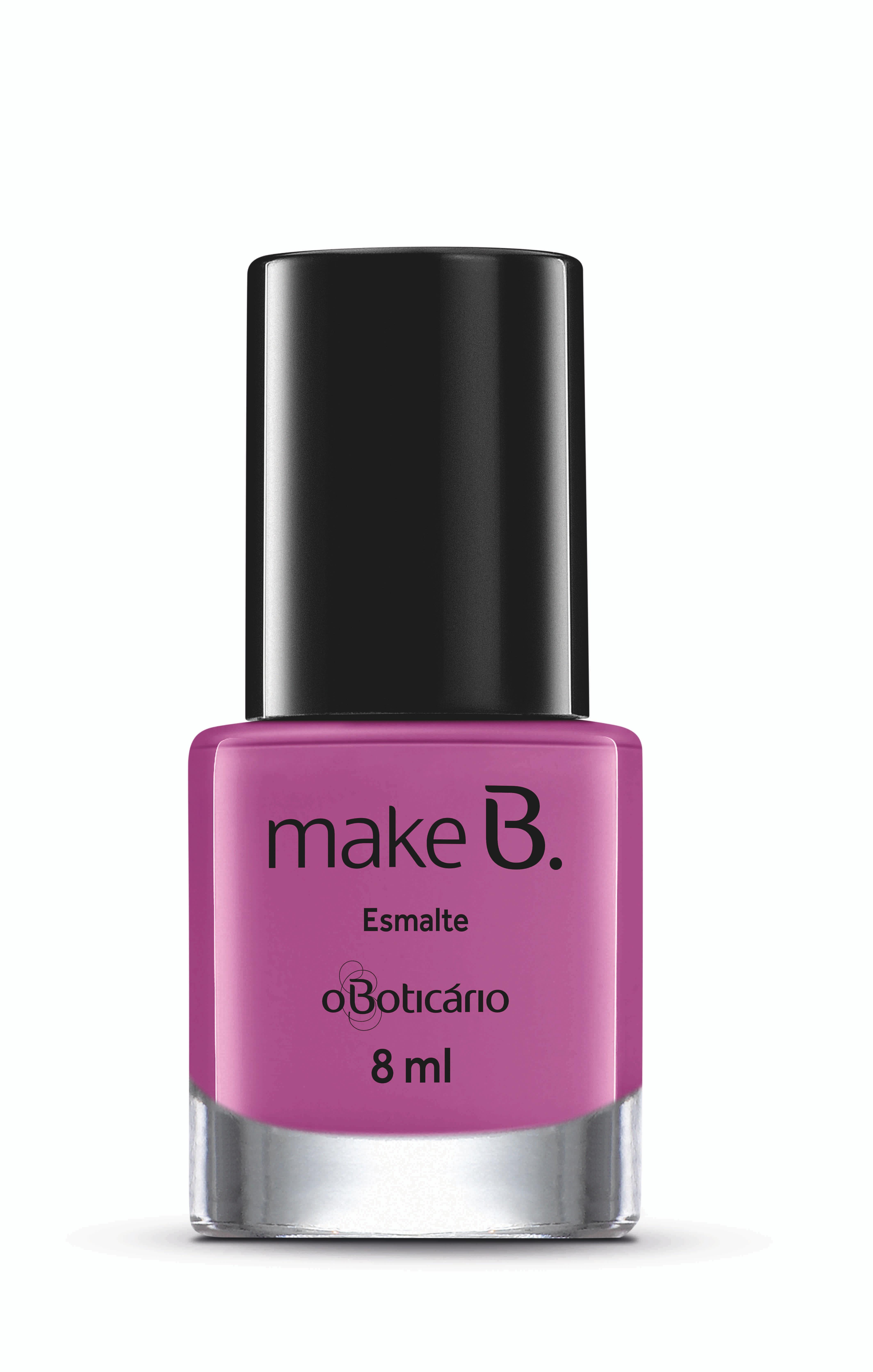 Make B. Barbie Verniz Glam Lilac   4,99€