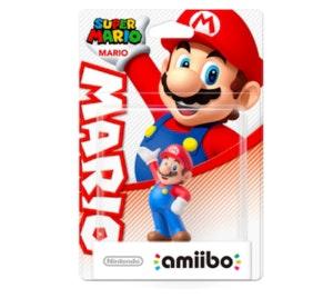 Figura Jogo amiibo Mario_12,99€