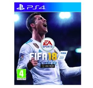 Jogo PS4 FIFA 18_69,99€