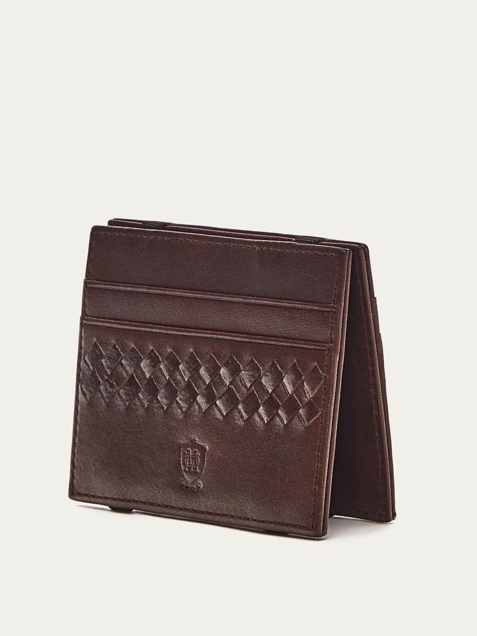 Porta-cartões, Massimo Dutti, 25,95€