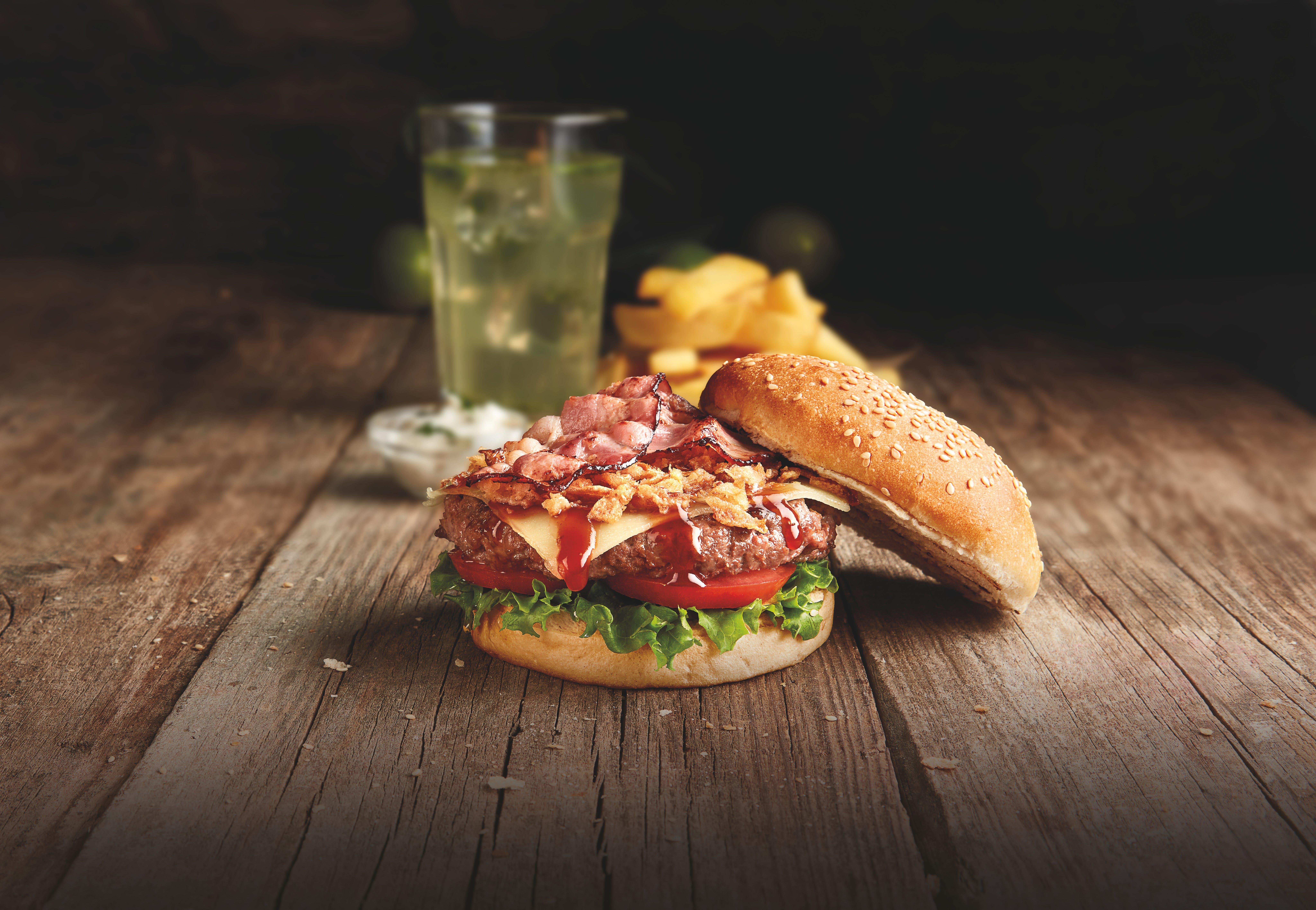 Barbecue, o novo hambúrguer MiiT