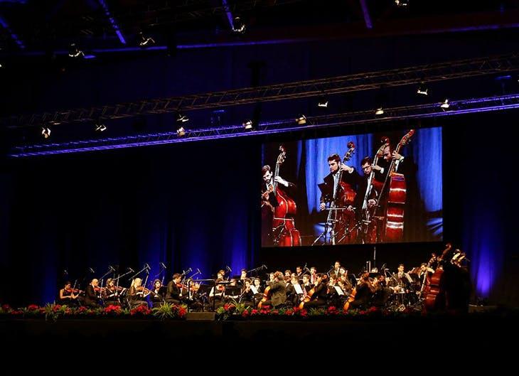 Grande Concerto de Ano Novo: de Viena a Hollywood