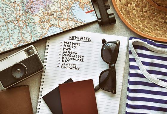 Veja os destinos de férias que temos para si.