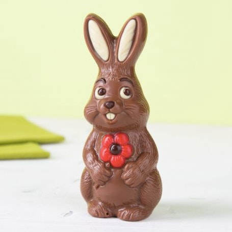 Coelho de chocolate Hussel