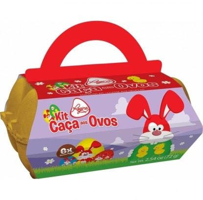 Caça aos ovos Regina