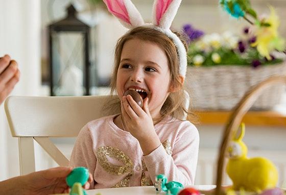 Compre os melhores chocolates de Páscoa no nosso Centro!