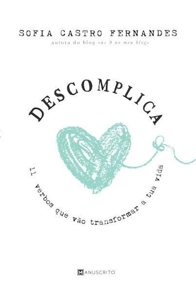 """""""Descomplica"""" de Sofia Castro Fernandes, 15,50€"""